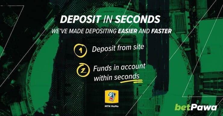Deposit Betpawa